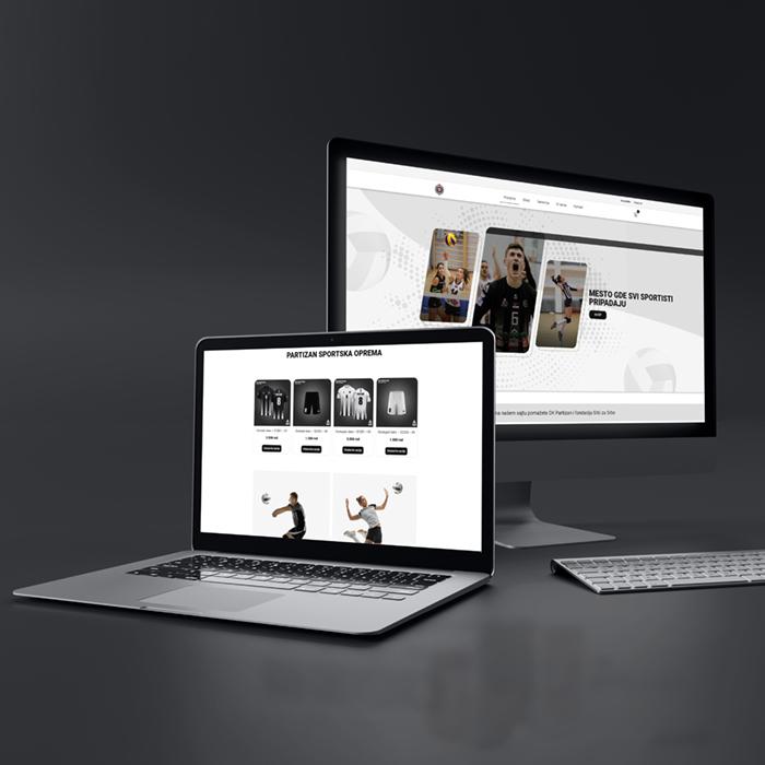 Desktop, Laptop, Smartphone and Tablet Mockup